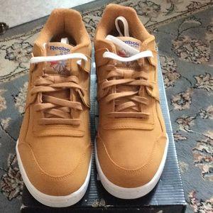Reebok workout shoe